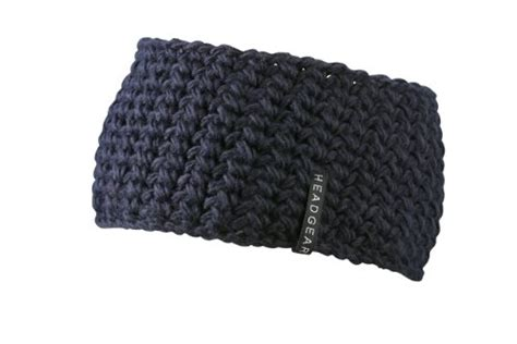 mb in knitting mb chunky knit headband with lining 9 great colours ski