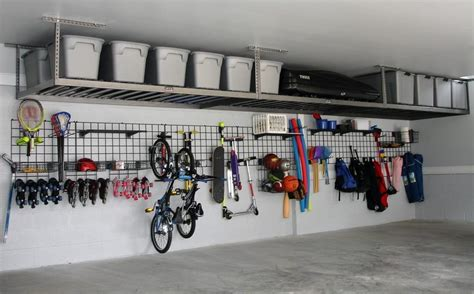 Best Way To Organize A Garage by Wall Grids Are The Best Way To Organize Your Garage They