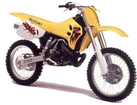 1993 Suzuki Rm250 1993 Rm 250 Pictures To Pin On Pinsdaddy