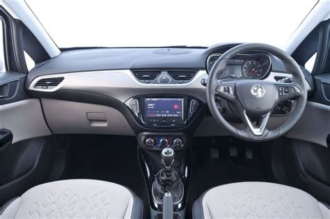 vauxhall corsa inside vauxhall corsa e 2014 car review honest