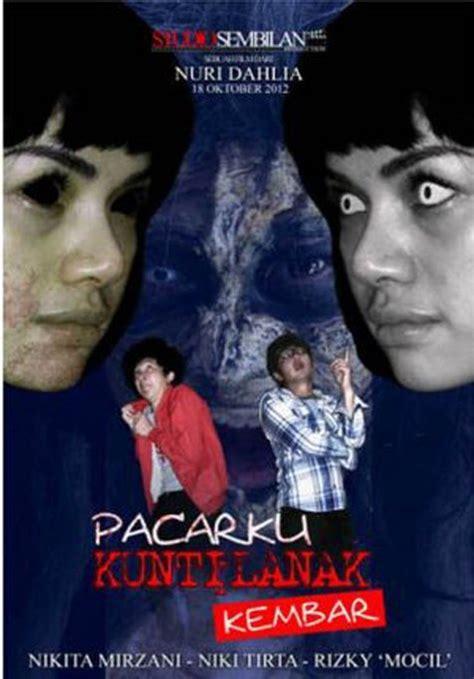 film horor komedi yang dibintangi zaki nikita mirzani poster film horor indonesia terburuk 2012