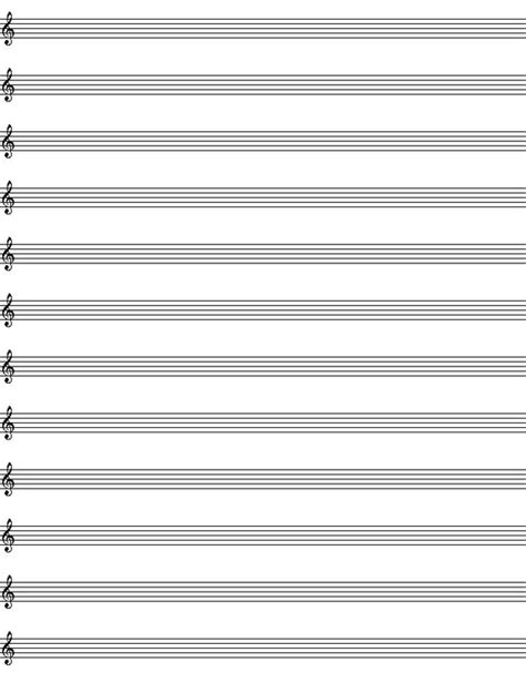 blank sheet music blank piano sheet music template 30