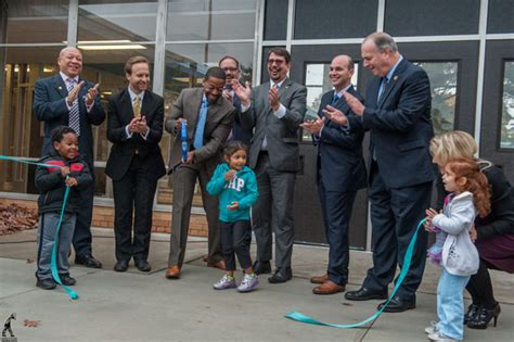 Um Flint And Genesee Early by Flint Celebrates Opening Of Early Childhood Center