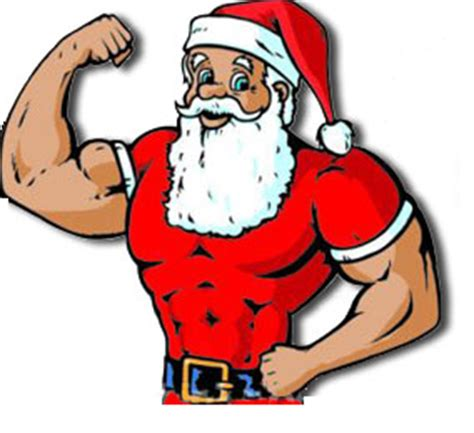 """gc42mdc christmas tree: """" montre moi tes muscles"""