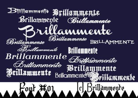 dafont pack fonts pack 01 dafont com by lucemare on deviantart
