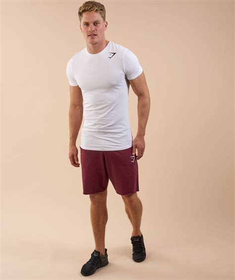 gymshark ark shorts port
