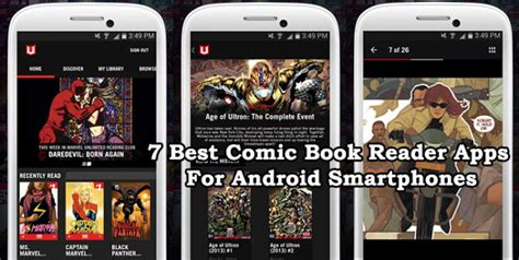 best comic reader android 7 best comic book reader apps for android smartphones techzaround