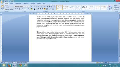 cara membuat artikel untuk koran cara membuat artikel seperti koran di microsoft word