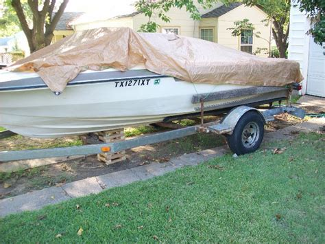 small boat trailer repair poor man s skiboat restore page 4 iboats boating