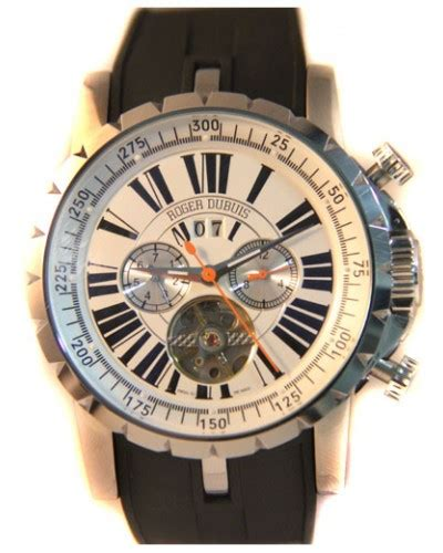 Roger Dubuis Aaa rel 243 gio r 233 plica roger dubuis excalibur