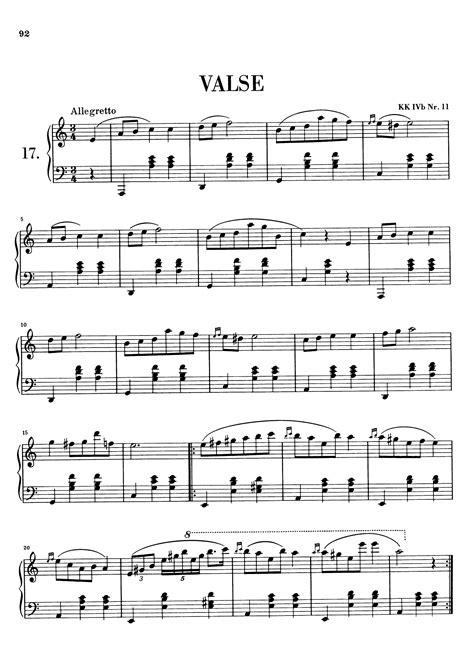 partition musique classique gratuite