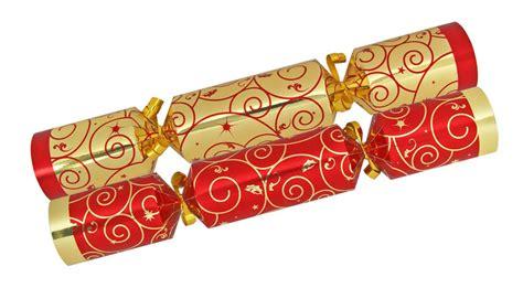 christmas crackers happy holidays