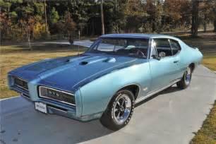 Gto Pontiac 1968 1968 Pontiac Gto 2 Door Hardtop 97721