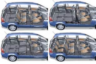 Opel Zafira 7 Seater Luggage Capacity 2007 Opel Zafira Car Review Top Speed