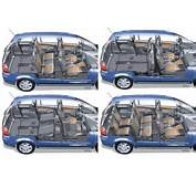 Up To 1820 Liters Of Storage Space Provide Plenty Room For Luggage