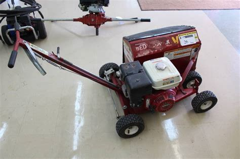 brown products f991h commercial 9hp bed edger