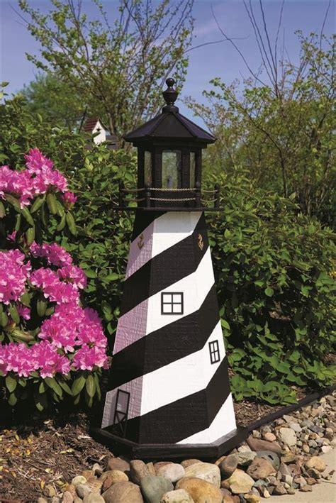 cape hatteras wooden garden lighthouse  dutchcrafters amish