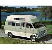 Ford Cruisaire Camper Van