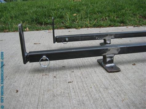 Build A Ladder Rack by Suv Roof Rack 4 Diy Metal Fabrication