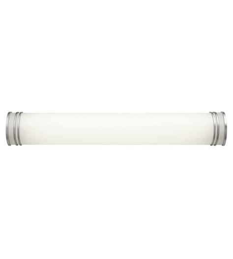 bathroom fluorescent light bulb kichler lighting signature 2 light fluorescent bath vanity