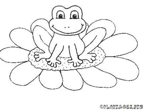 silly frog coloring page coloring pages for kids frog coloring pages