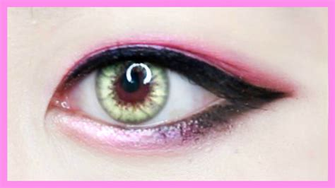 tutorial eyeliner jiyeon t ara jiyeon eye makeup www imgkid com the image kid