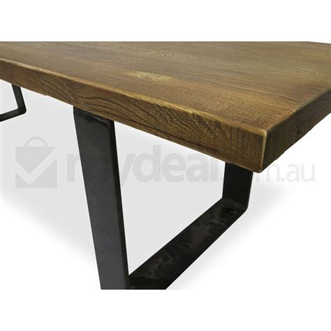 Bench Side Table Dalton Timber Bench Side Table Reclaimed Buy Sale