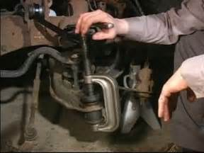 Cv Boot Replacement Cost by How To Replace A Truck Ball Joint How To Press Out A