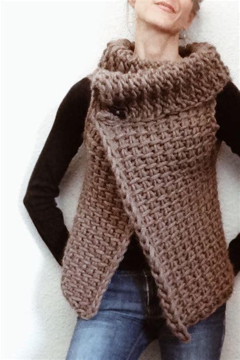 gorros chalecos este chaleco es una gran manera para tratar de crochet