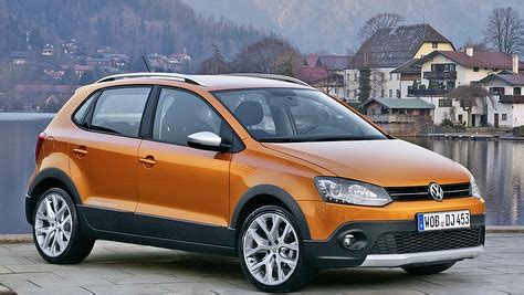 Autobild Polo by Vw Crosspolo Autobild De
