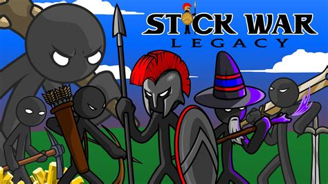 how to play war stick war legacy android apps on play