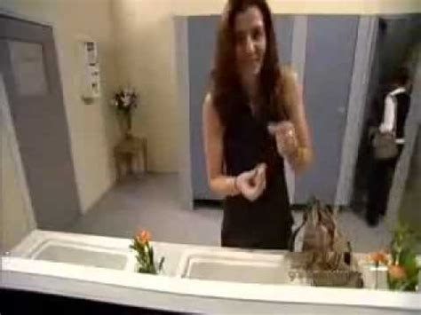 hidden camera girls bathroom hidden camera in girls toilet funny video youtube