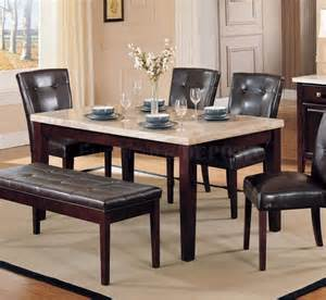 simple small dining tables sets unit design idea for small