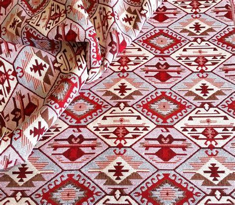 ethnic upholstery fabric ethnic tribal style upholstery fabric aztec by anatoliafabric
