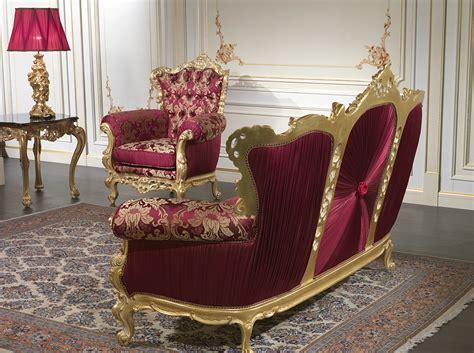 divani classici in stile divano barocco di lusso collezione salotto barocco