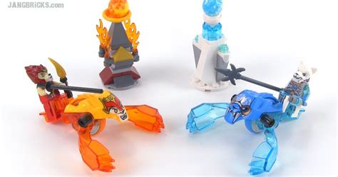 Lego 70151 Legends Of Chimafrozen Spikes T0210 summer 2014 lego legends of chima speedorz reviews all of them