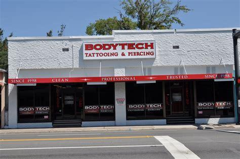 tattoo shops gainesville fl bodytech tattooing piercing 114 photos 41 reviews