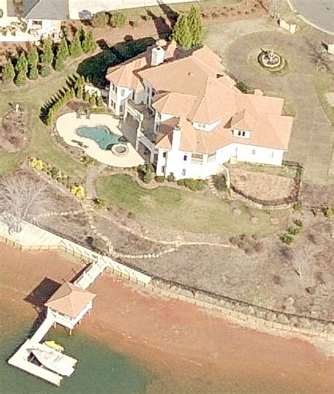 wallace house rusty wallace s house cornelius north carolina pictures and rare facts