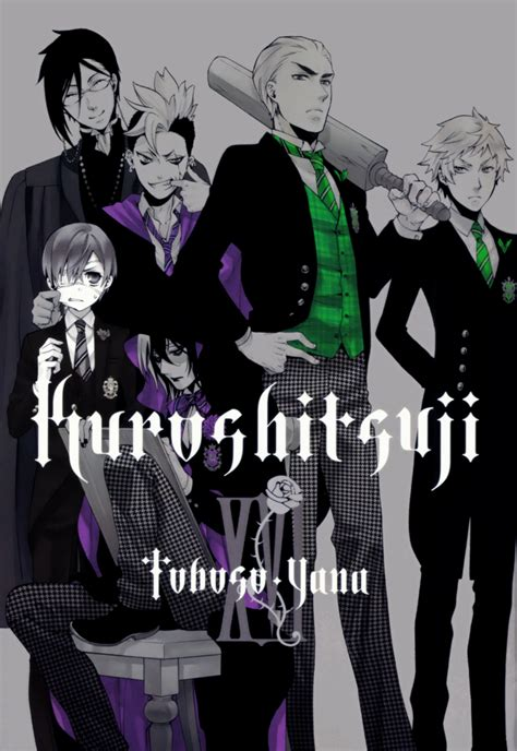 Black Butler Vol 16 edward middleford