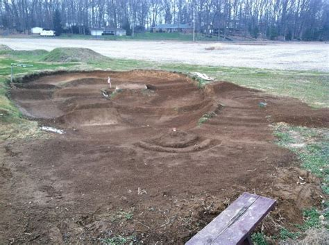 backyard motocross track designs pics for gt backyard motocross track