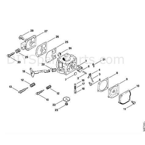 stihl chainsaw carburetor diagram stihl 011 chainsaw 011ave parts diagram g carburetor
