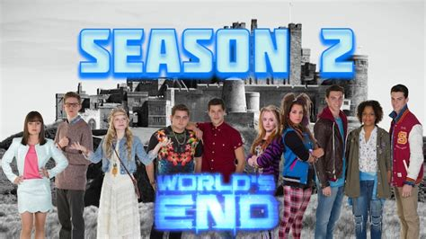 You Are My World 1 8 End 1 world s end cbbc how to season 2