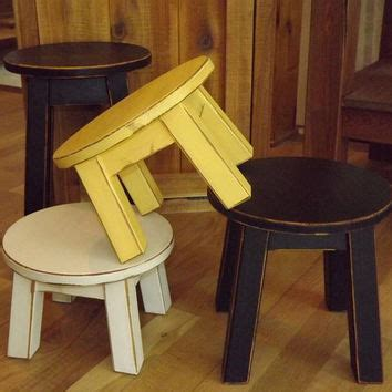 Black Step Stool Wood by Best One Step Foot Stools Products On Wanelo