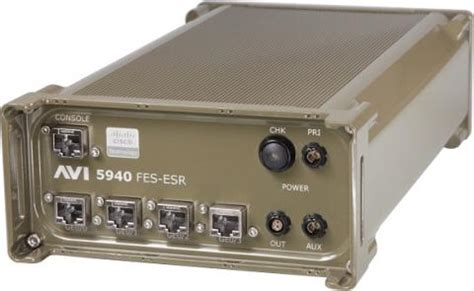 rugged router avi 5940 field ethernet system rugged embedded services router avi