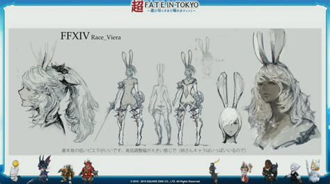 viera from final fantasy xii were considered as final