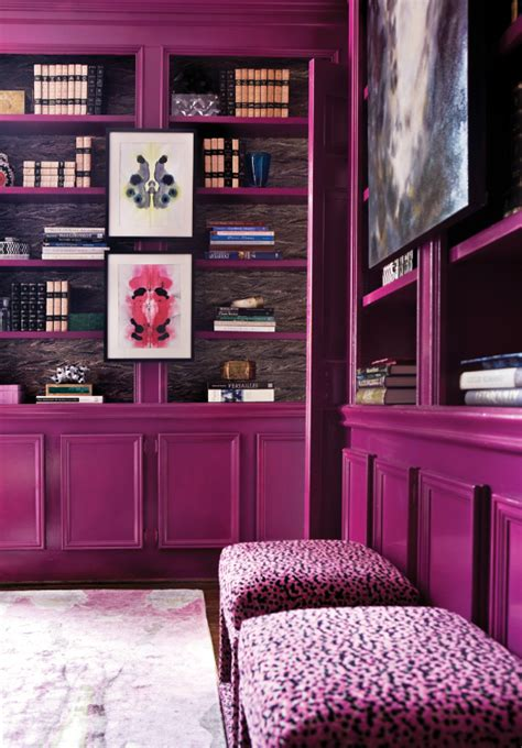 purple with envy