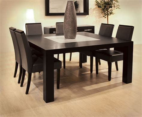 Square Kitchen Table For 8 Square Kitchen Table For 8