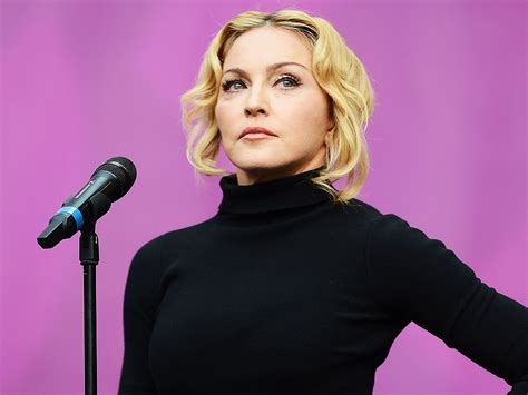 Madonna Makes A Donation by Madonna Makes Take Tests Monthly