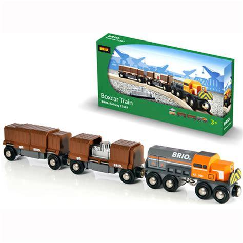 thomas brio trains brio wooden railway boxcar train at toystop