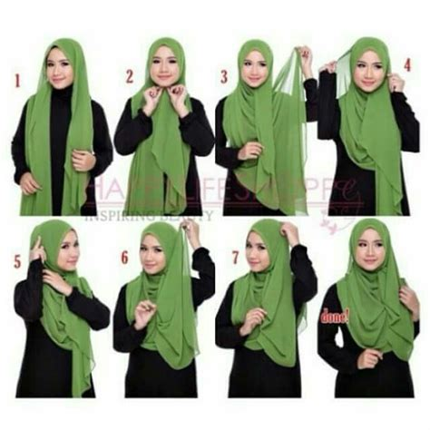 Jilbab Kerudung Pashmina Scarf Indy Denim Blue 55 best images about styles on beige shawl and square tutorial